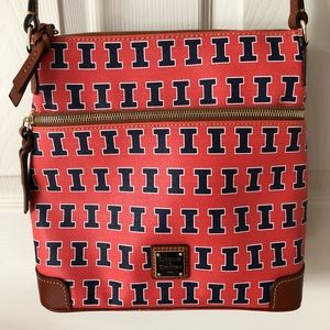 Dooney & Bourke University of Illinois Crossbody